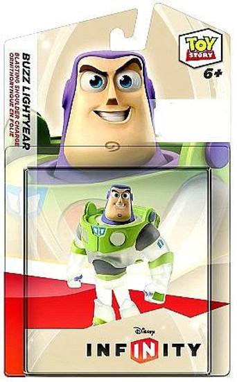 Toy Story Disney Infinity Buzz Lightyear Exclusive Game Figure [Crystal]