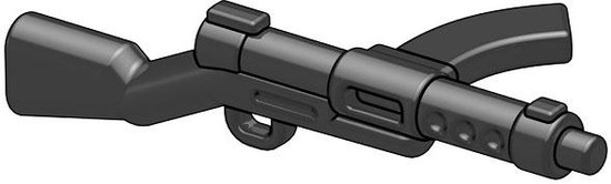 BrickArms Type 100 SMG 2.5-Inch [Black]