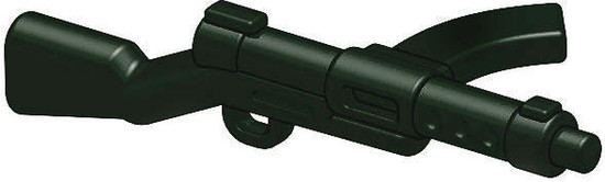BrickArms Type 100 SMG 2.5-Inch [Olive Drab Green]