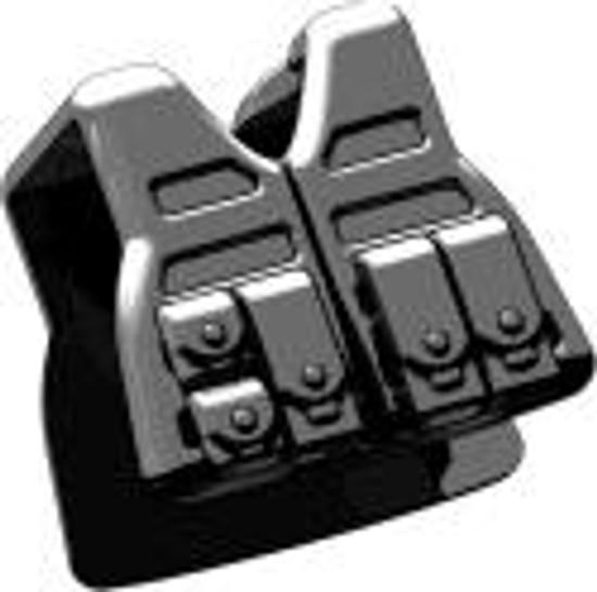 BrickArms Combat Vest LCV Recon 2.5-Inch [Dark Gray]