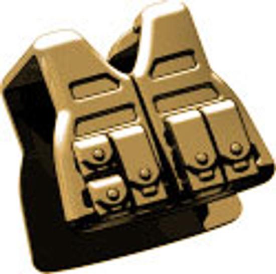 BrickArms Combat Vest LCV Recon 2.5-Inch [Tan]
