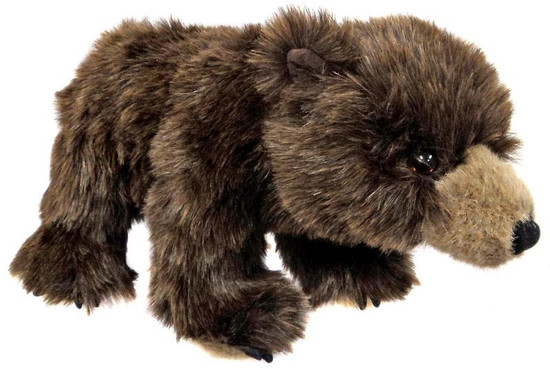 Disney Bears Amber Exclusive 16-Inch Plush