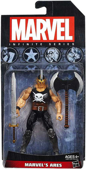 Avengers Infinite Series 3 Marvel's Ares Action Figure