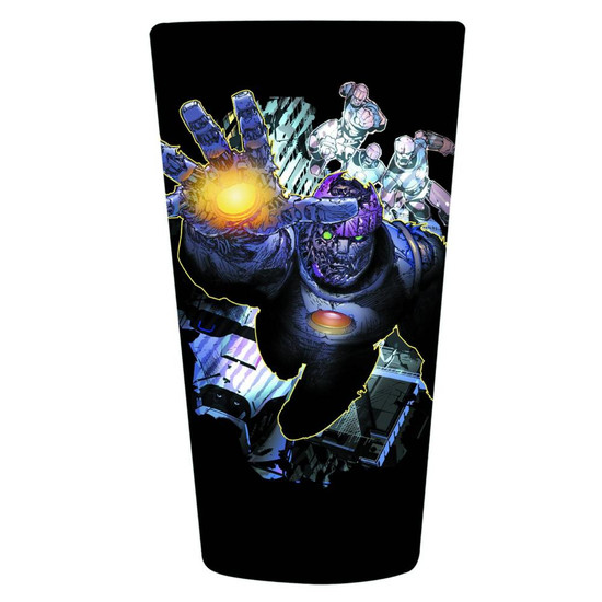 Marvel Sentinel Pint Glass