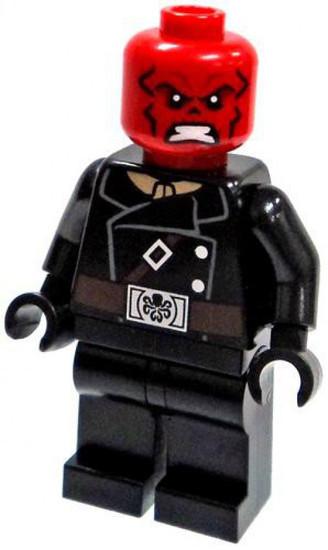 LEGO Marvel Red Skull Minifigure [Loose]