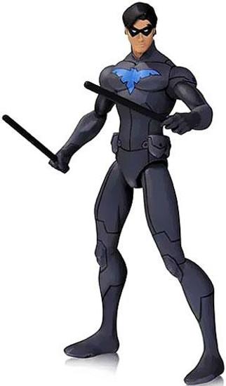 Son of Batman Nightwing Action Figure