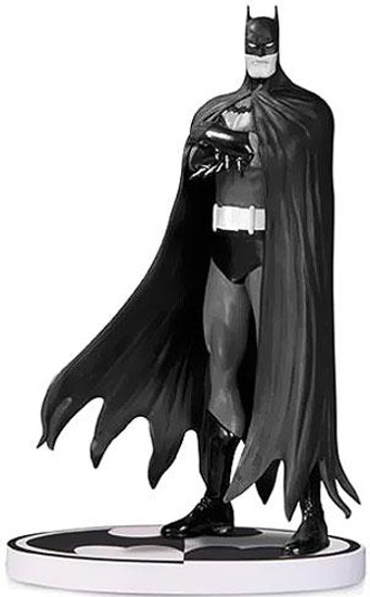 Black & White Batman Statue [Brian Bolland]