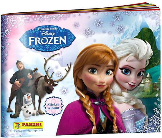 Disney Frozen Panini Frozen Sticker Album