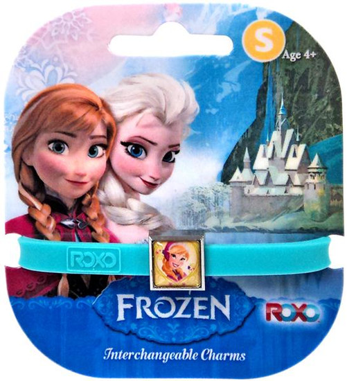 Disney Frozen Anna Charm Bracelet [Small, Blue]