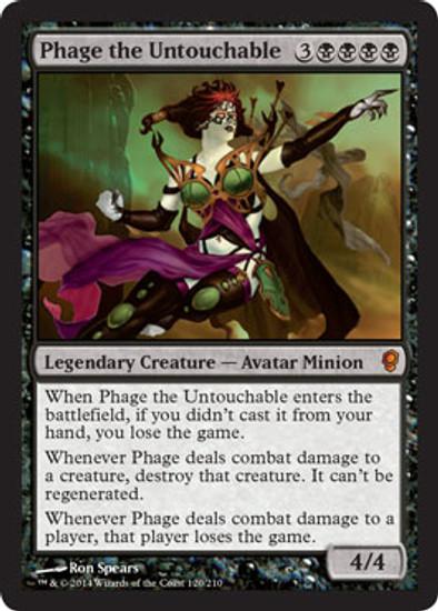 magic the gathering conspiracy single card mythic rare