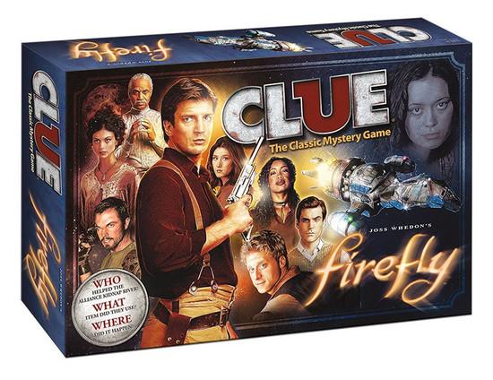 Firefly Clue