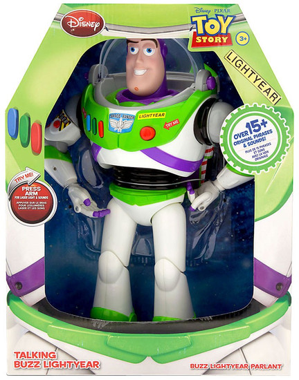Disney Toy Story Buzz Lightyear Exclusive Talking Action Figure [2014]