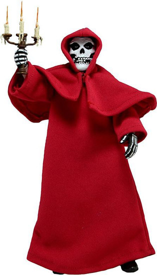 NECA Misfits The Fiend Clothed Action Figure [Red Robe]