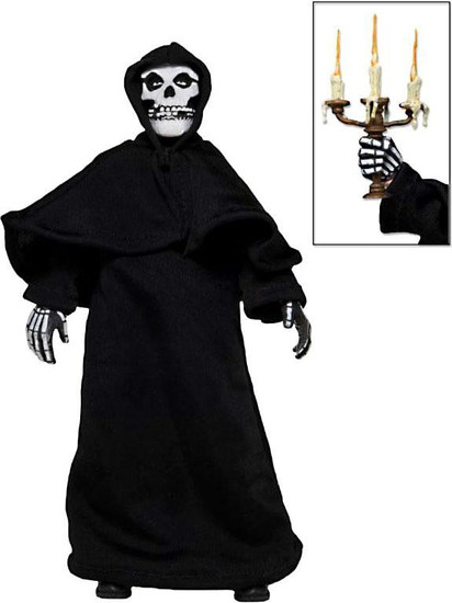 NECA Misfits The Fiend Clothed Action Figure [Black Robe]