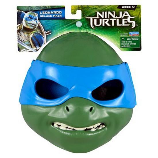 Teenage Mutant Ninja Turtles 2014 Movie Leonardo Mask