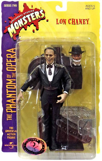 Universal Monsters The Phantom of the Opera Series 2 Lon Chaney Action Figure