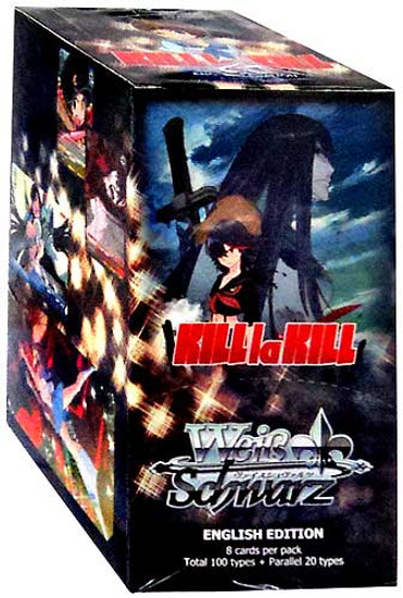 Weiss Schwarz Kill La Kill Booster Box [20 Packs]