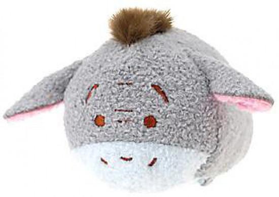 Disney Tsum Tsum Winnie the Pooh Eeyore Exclusive 3.5-Inch Mini Plush