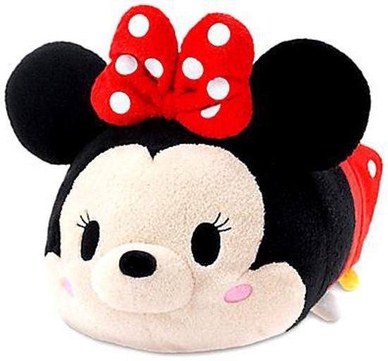 Disney Tsum Tsum Mickey & Friends Minnie Mouse Exclusive 11-Inch Medium Plush