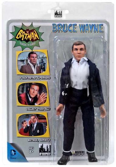 Batman 1966 TV Series Classic TV Series 2 Bruce Wayne Action Figure