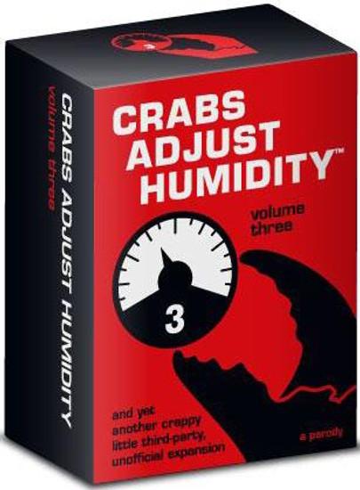 Crabs Adjust Humidity Card Game [Volume 3]