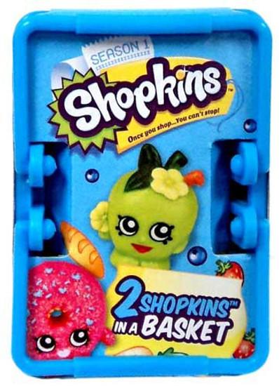 Shopkins Season 1 Mini Figure 2-Pack