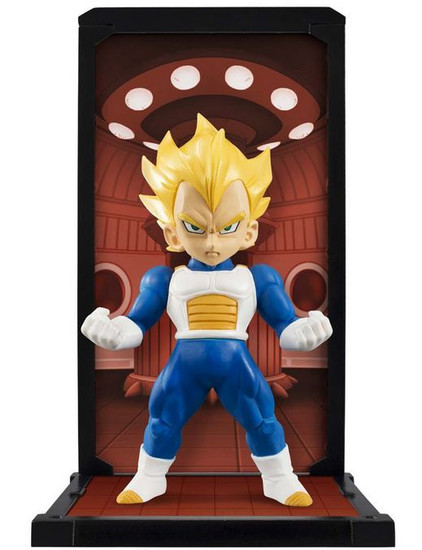 Dragon Ball Z Tamashii Buddies Super Saiyan Vegeta Figure