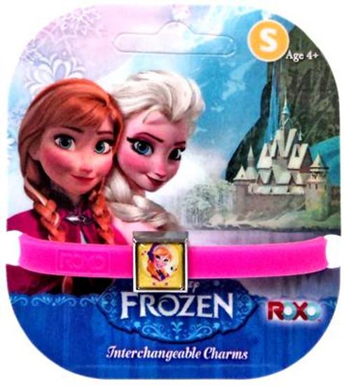 Disney Frozen Anna Charm Bracelet [Small, Pink]