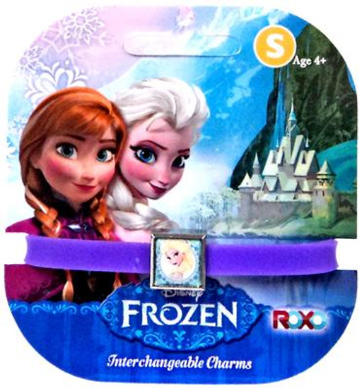 Disney Frozen Anna Charm Bracelet [Small, Purple]