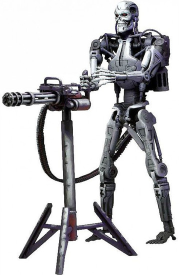 NECA RoboCop vs. The Terminator Series 1 Endoskeleton Action Figure