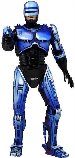 NECA RoboCop vs. The Terminator Series 2 Robocop Action Figure [Flamethrower]