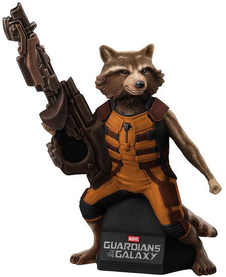 Marvel Guardians of the Galaxy Rocket Exclusive Vinyl Bank