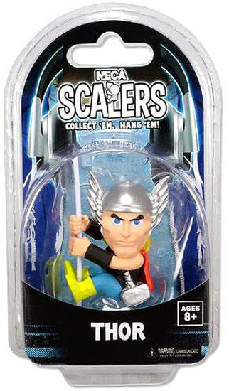 NECA Scalers Series 3 Thor Mini Figure
