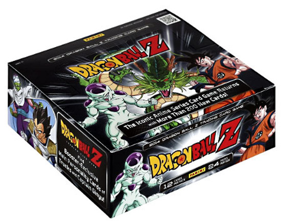 Collectible Card Game 2014 Dragon Ball Z Booster Box [24 Packs]