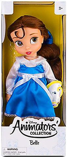 Disney Princess Beauty and the Beast Animators' Collection Belle Exclusive 16-Inch Doll [Damaged Package]