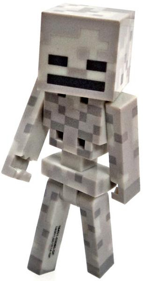 Minecraft Skeleton Figure [Spider Jockey Rider Loose]