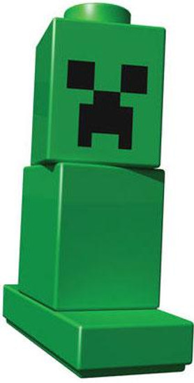 LEGO Minecraft Creeper Microfigure [Loose]