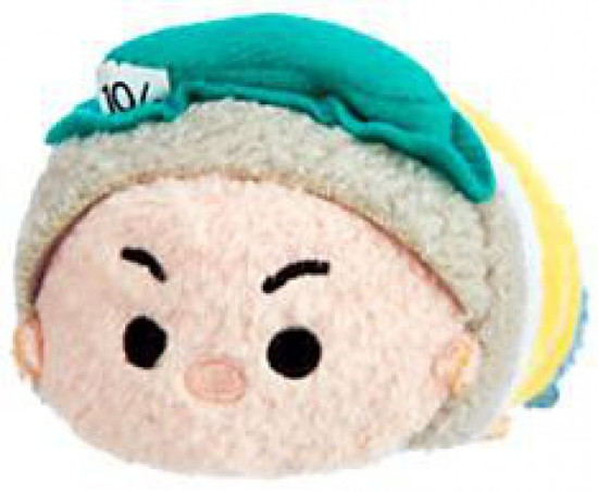 Disney Tsum Tsum Alice in Wonderland Mad Hatter Exclusive 3.5-Inch Mini Plush