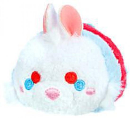 Disney Tsum Tsum Alice in Wonderland White Rabbit Exclusive 3.5-Inch Mini Plush