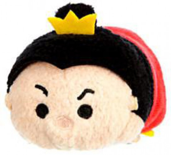 Disney Tsum Tsum Alice in Wonderland Queen of Hearts Exclusive 3.5-Inch Mini Plush