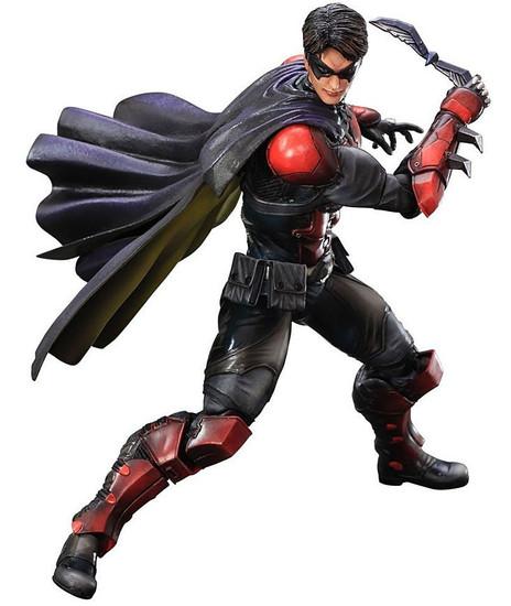 Batman Arkham Origins Play Arts Kai Robin Action Figure