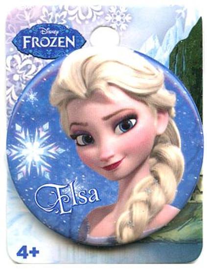 Disney Frozen Elsa 1.5-Inch Button