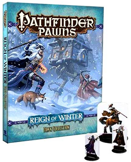 Pawns Pathfinder 1st Edition Reign of Winter Pawn Collection
