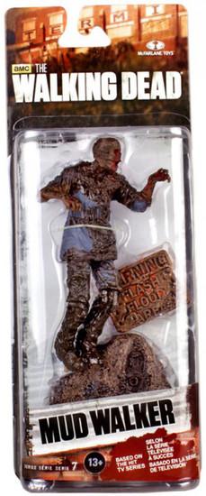 McFarlane Toys The Walking Dead AMC TV Series 7 Mud Walker Action Figure