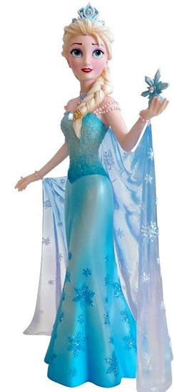 Disney Frozen Disney Showcase Couture De Force Elsa 8-Inch Statue