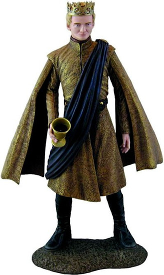 Game of Thrones Joffrey Baratheon 6-Inch PVC Statue Figure