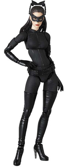 DC The Dark Knight Rises MAFEX Selina Kyle Catwoman Exclusive Action Figure [1.0 Version]