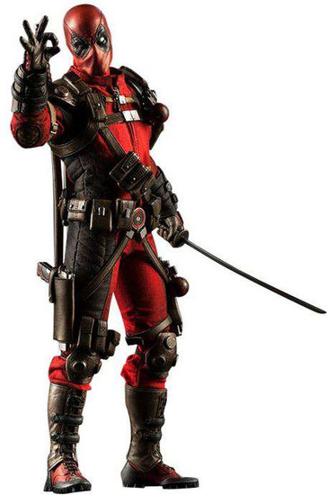 Marvel Deadpool Collectible Figure [Sideshow Version]