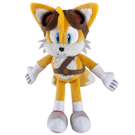 Sonic The Hedgehog Sonic Boom Tails 8-Inch Plush