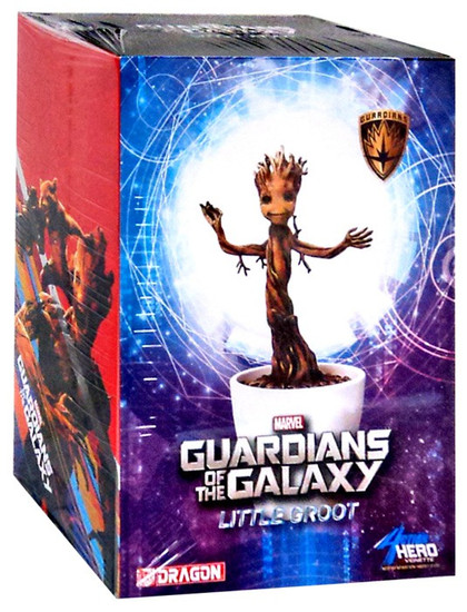 Marvel Guardians of the Galaxy Baby Groot Model